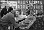 Funderingsherstel binnenstad Amsterdam Krantenartikel De Coogh BV Zaandam
