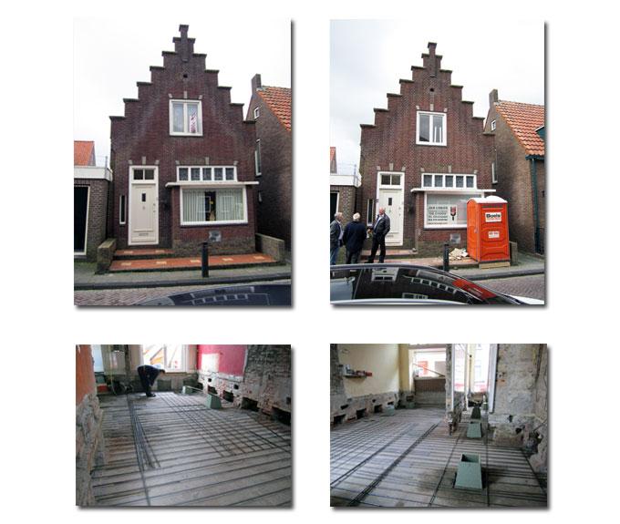 Funderingsherstel Volendam Woning Vijzelen