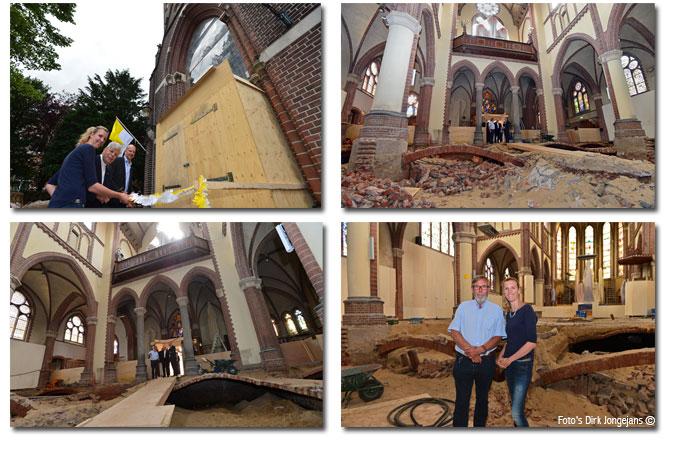 funderingsherstel-zaandam-kerk-project