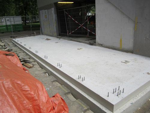 beton fundering amsterdam funderen