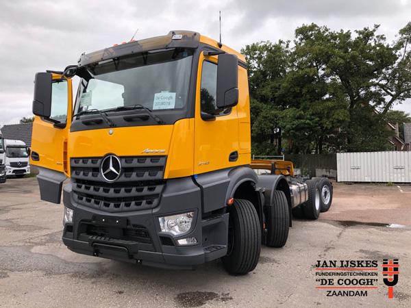 nieuwe-vrachtwagen-de-coogh-zaandam